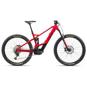 Orbea Wild FS H25 bright red/black